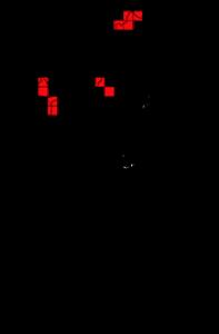 Distribució de la llúdria l'any 1984
