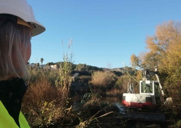 Coordinación obras de restauración en L'Alcora